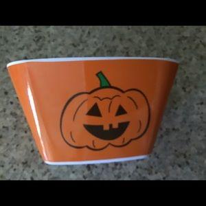 Square halloween 🎃👻 pumpkin dish